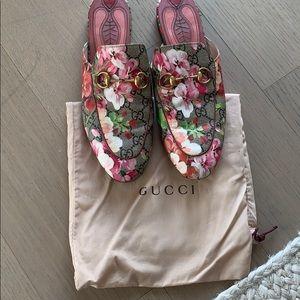 Gucci Shoes - Gucci Princeton GG Blooms Slipper
